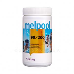 Melpool chloortablet 90-200 1 kg