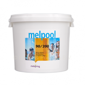 Melpool chloortabletten 90-200 5 kg