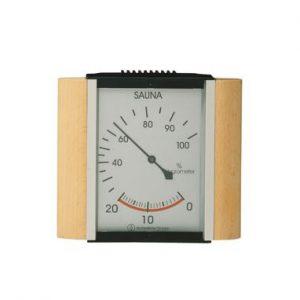 Sauna Hygrometer Luxe